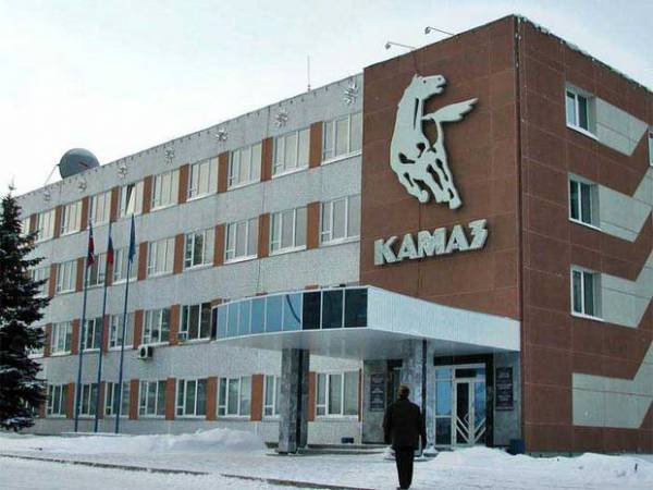 Камский автомобильный завод, ОАО
